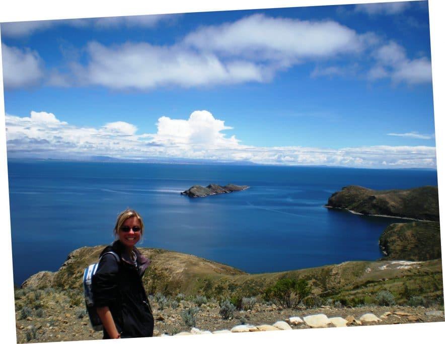 bolivie ile du soleil lac