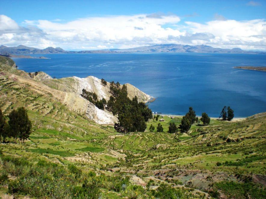 bolivie ile du soleil titicaca