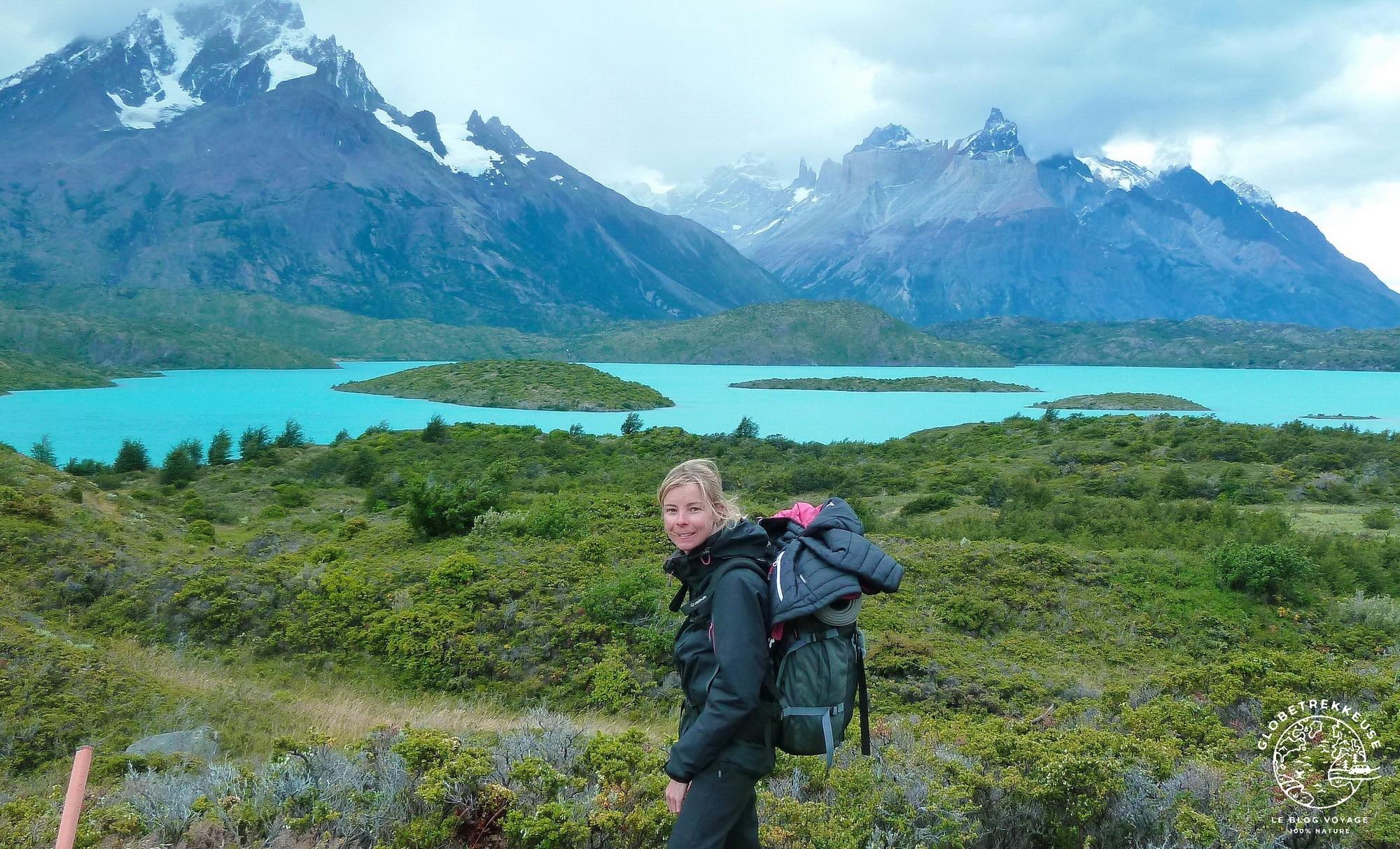 visiter la patagonie torres del paine globetrekkeuse