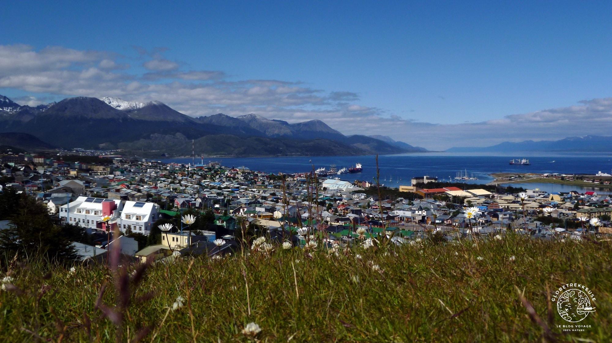 visiter la patagonie ushuaia globetrekkeuse