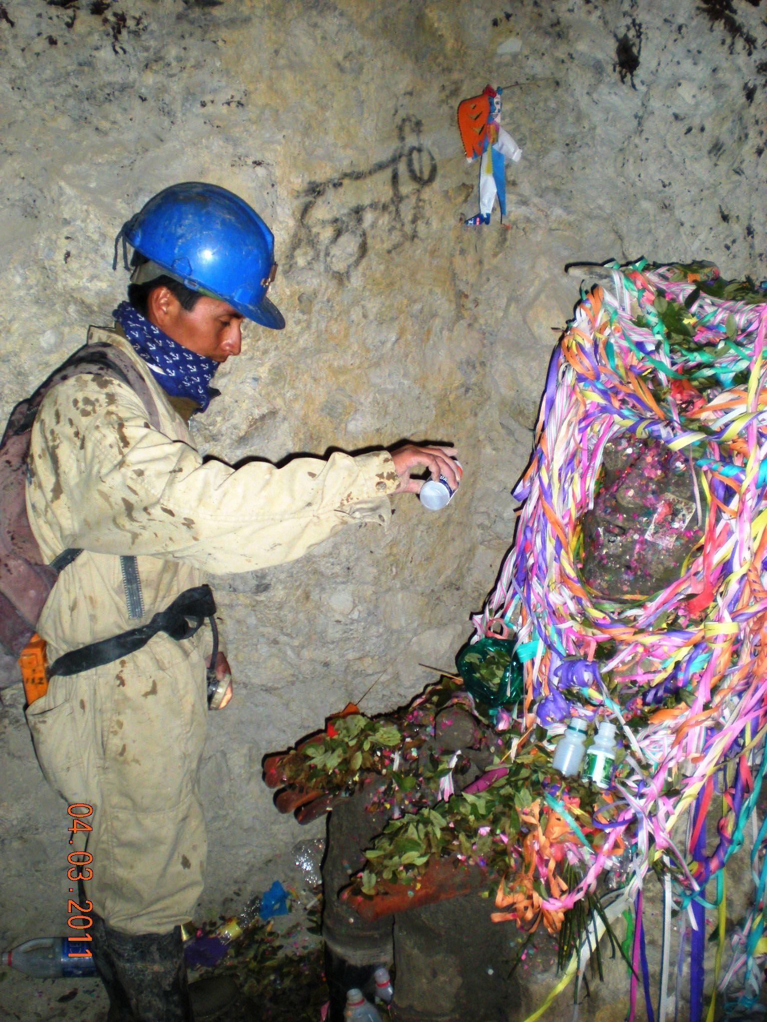 roadtrip bolivie potosi mine