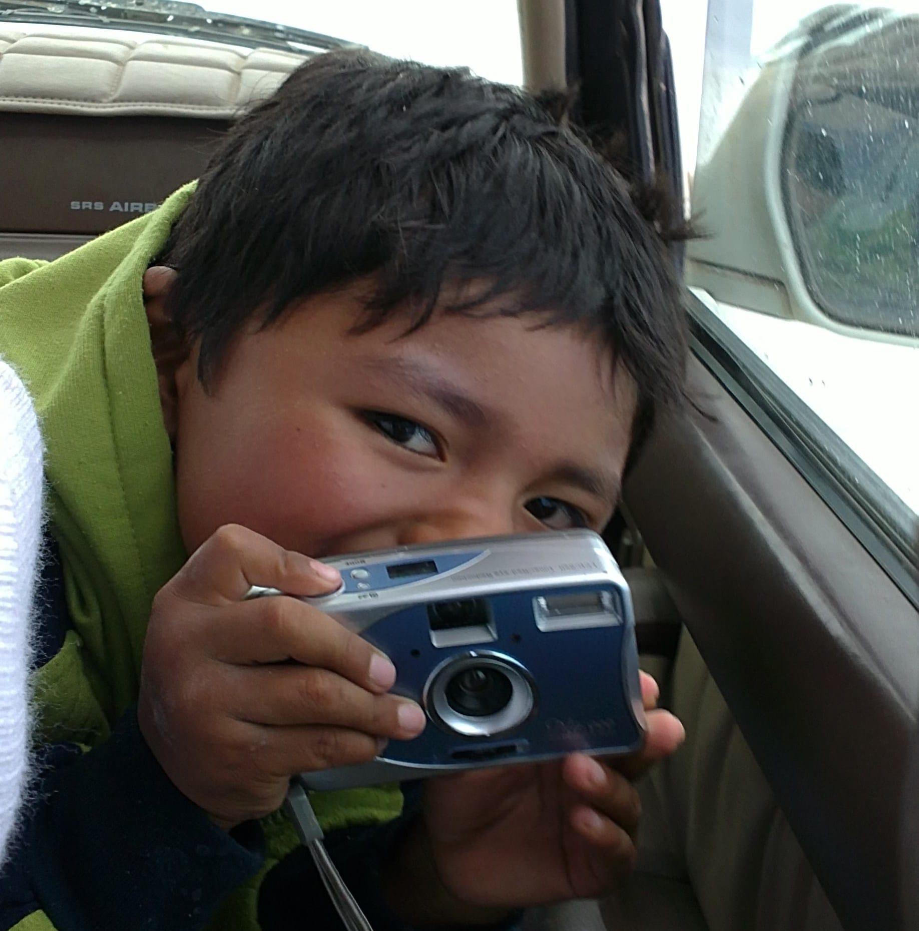 roadtrip chili bolivie enfant