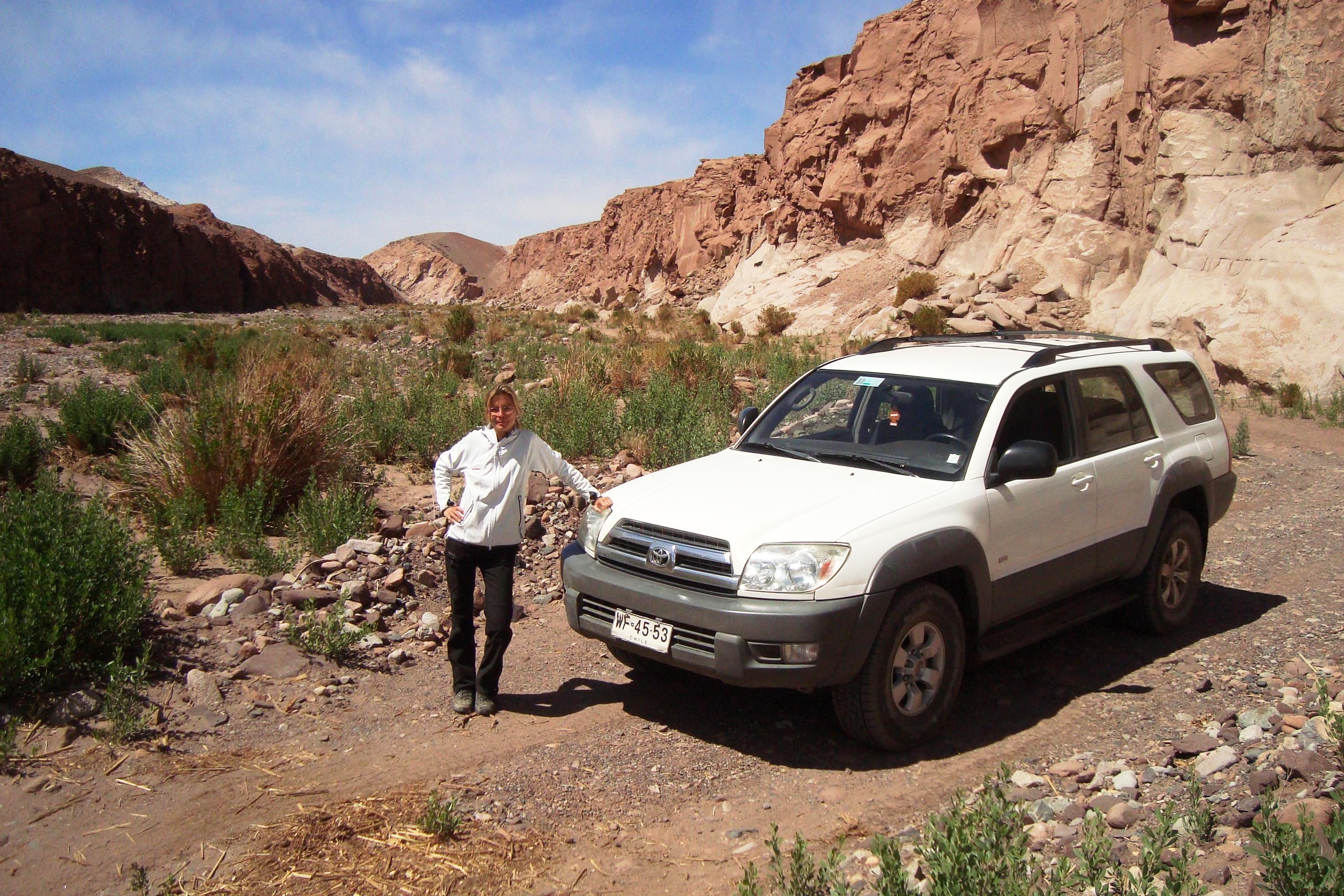roadtrip chili bolivie voiture