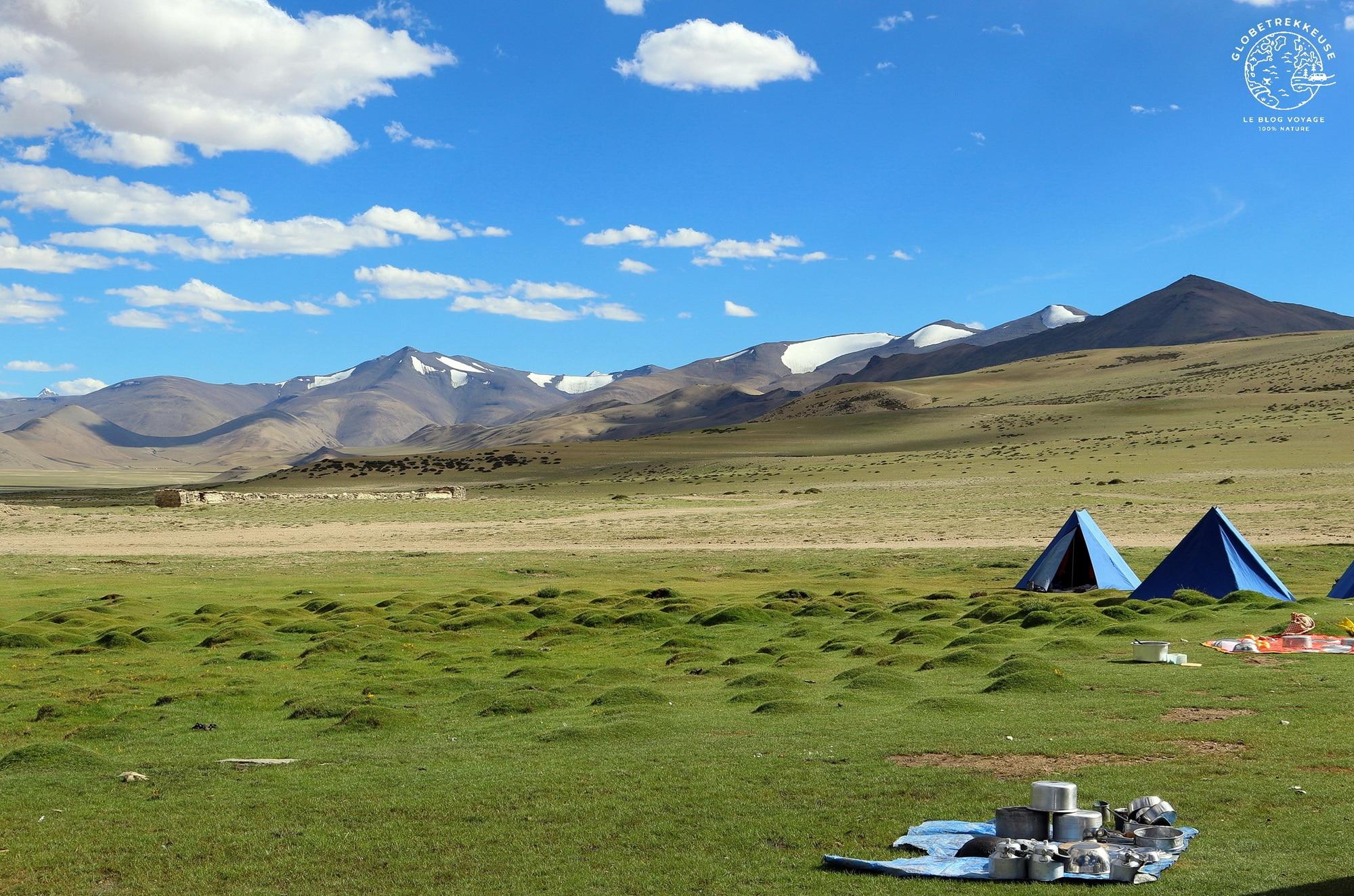 sejour au ladakh paysage