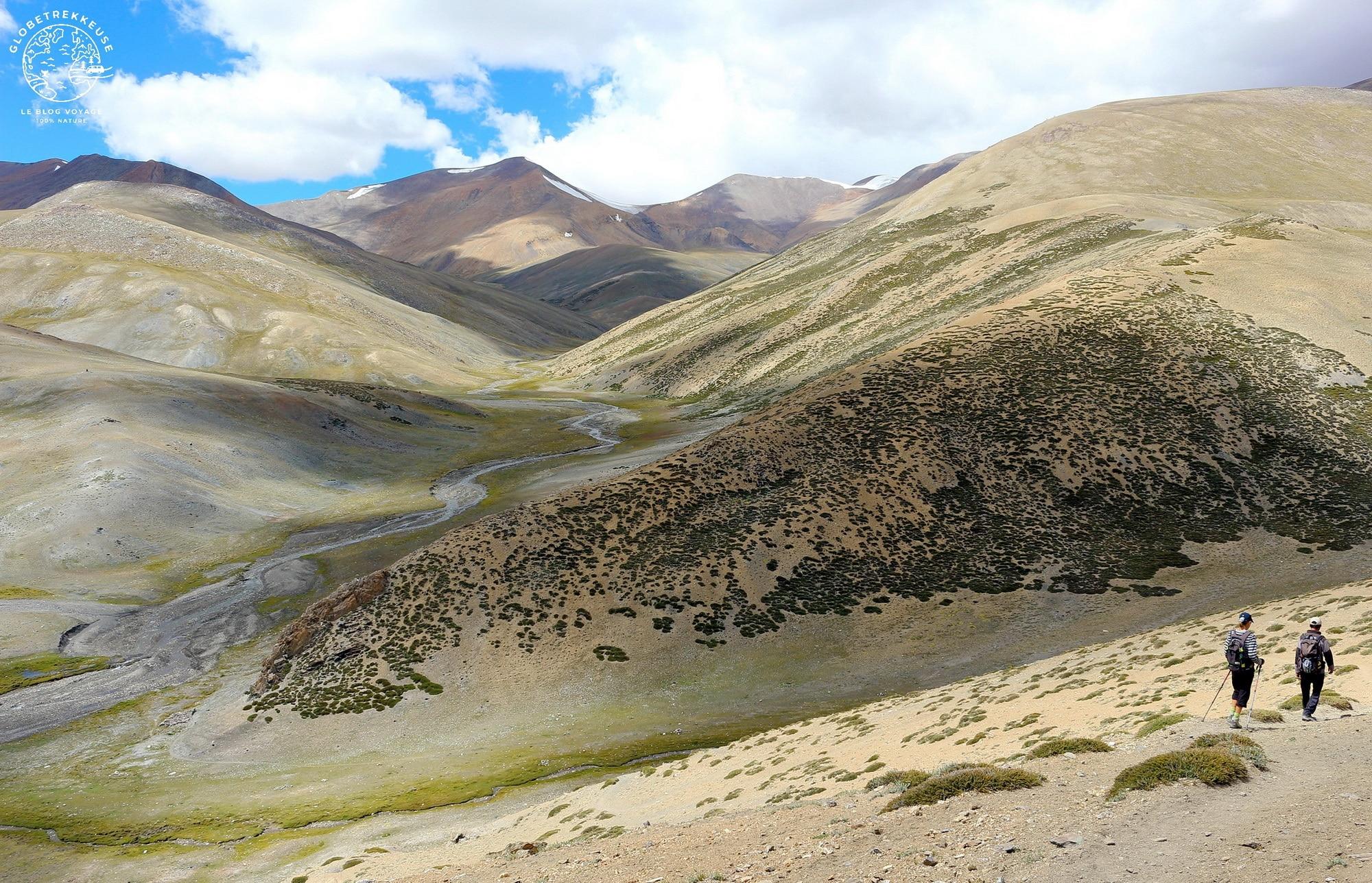 sejour au ladakh trekking himalaya
