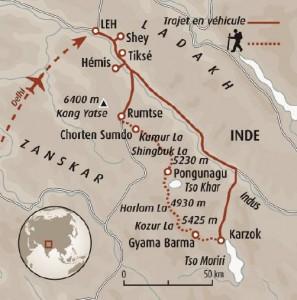 Ladakh-trek-tsomoriri
