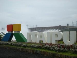 itaipu-barrage