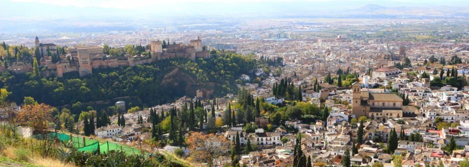 GRENADE : week-end féérique en Andalousie
