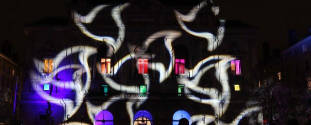 LYON : Fête des Lumières 2014