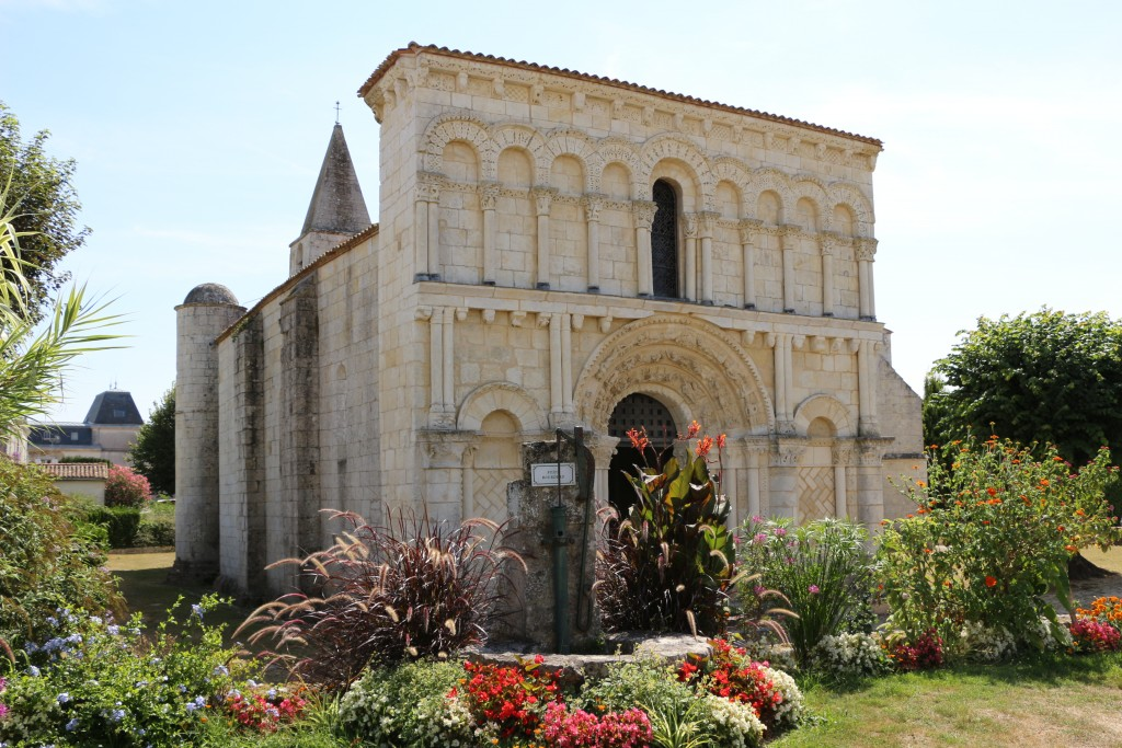 Notre-Dame d'Echillais