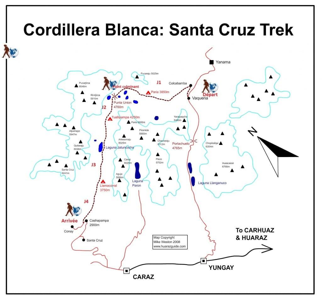 Globetrekkeuse-cordillera-blanca-santa-cruz-trek-plan