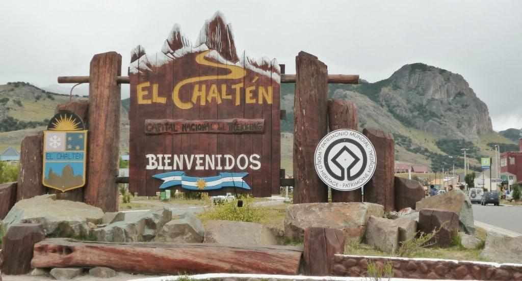argentin-el chaltén-bienvenidos