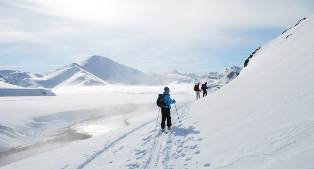 Trekking hivernal : 5 astuces contre le froid !
