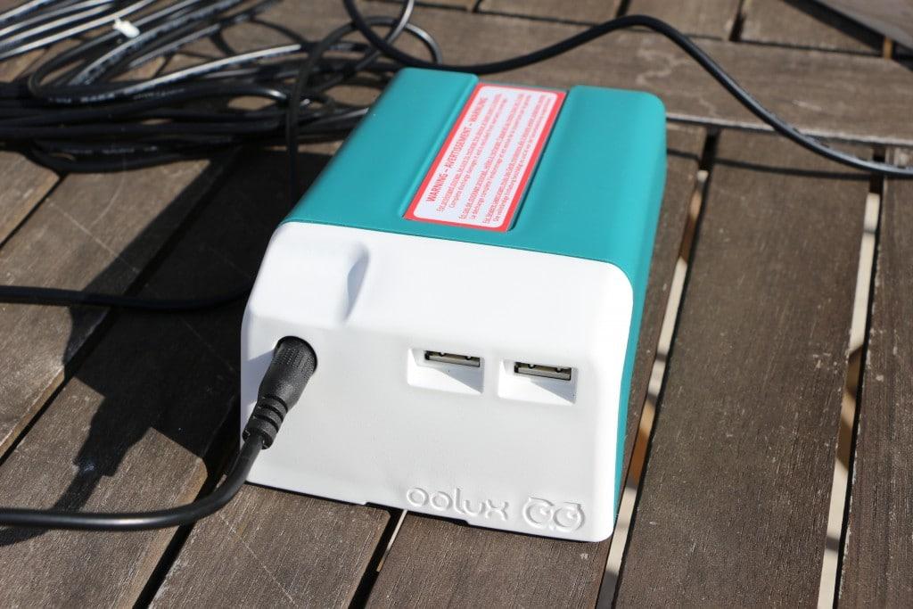 energie solaire-batterie