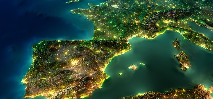 Capitales d'Europe : hommage à toi, mon vieux continent !