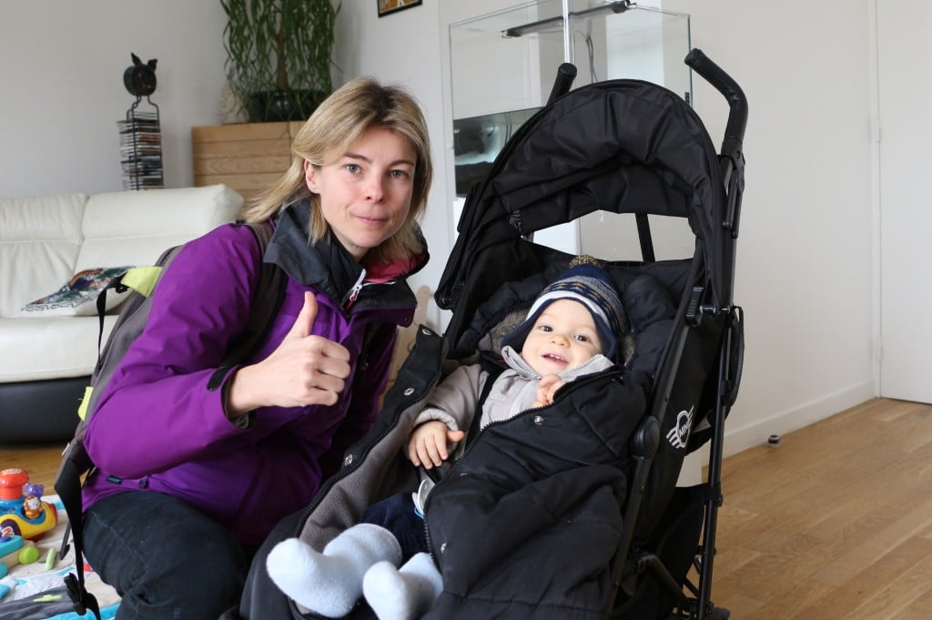 europe globetrekkeuse & bebe