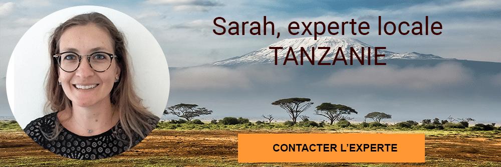 Banniere Sarah Tanzanie