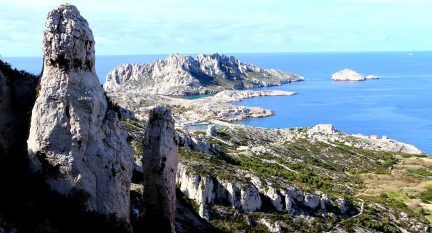 Calanques : itinéraires de randonnée de La Ciotat à Marseille