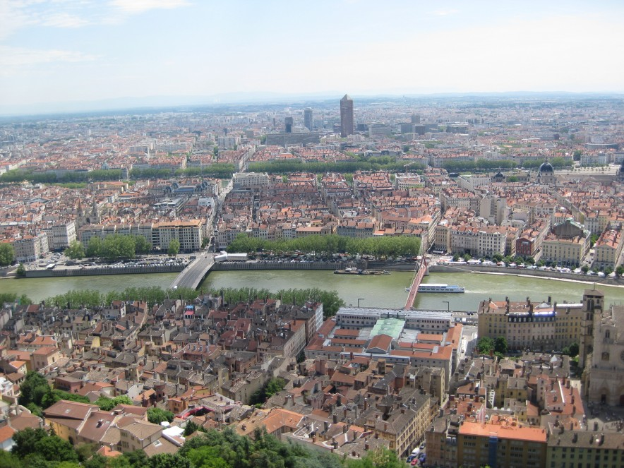 visite de lyon fourviere panorama