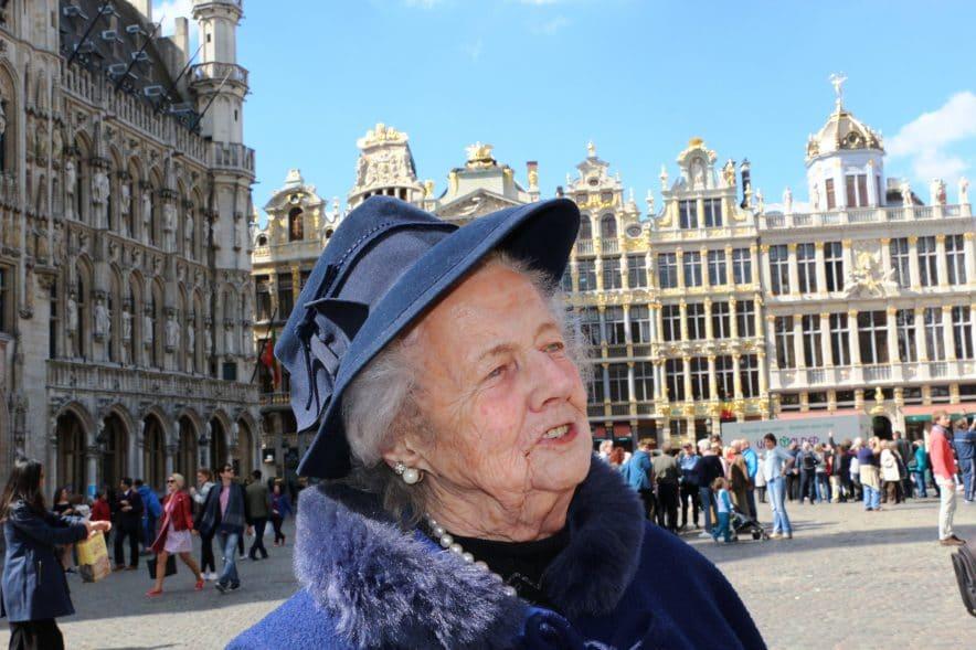 bruxelles insolite madame chapeau gp