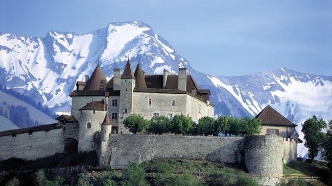suisse gruyeres