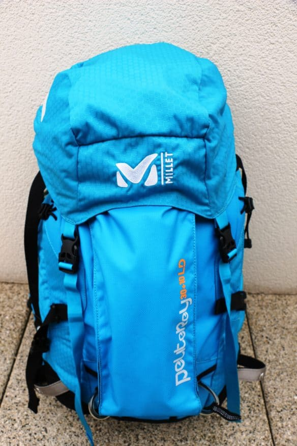 test materiel sac a dos millet 1