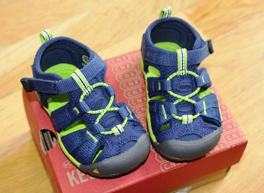 sandales de randonnée enfant