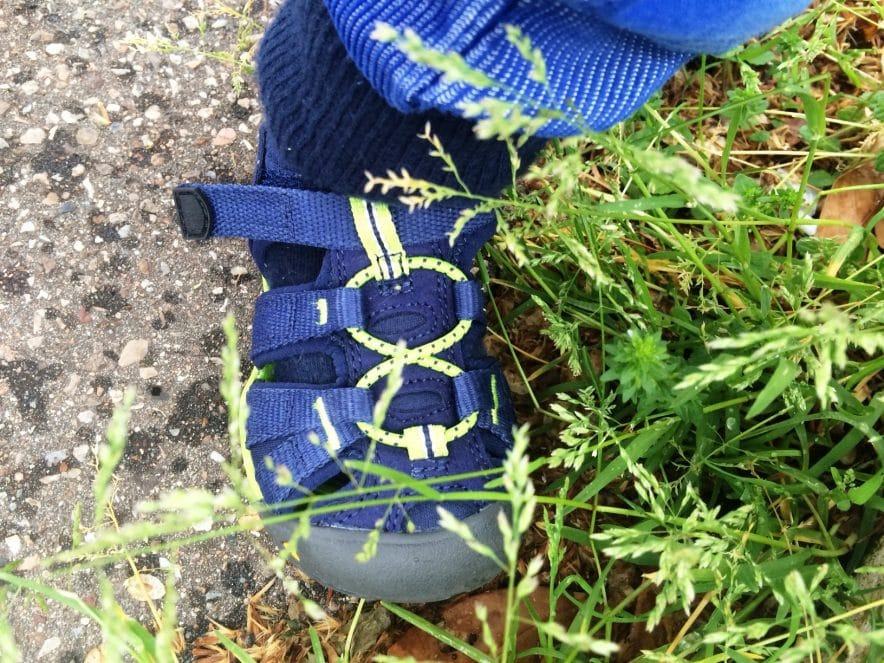 sandales de randonnée enfant outdoor
