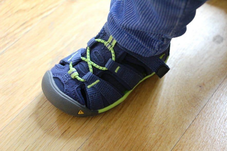 sandales de randonnée enfant keen