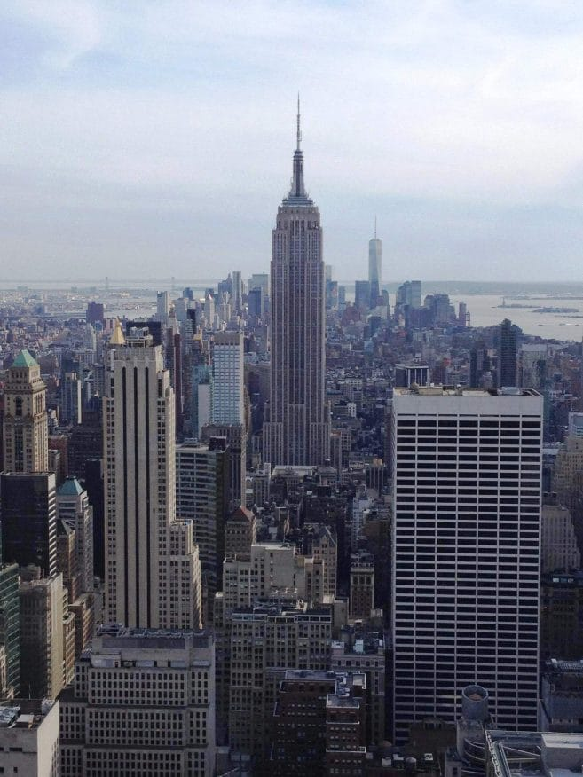 new york city globetrekkeuse