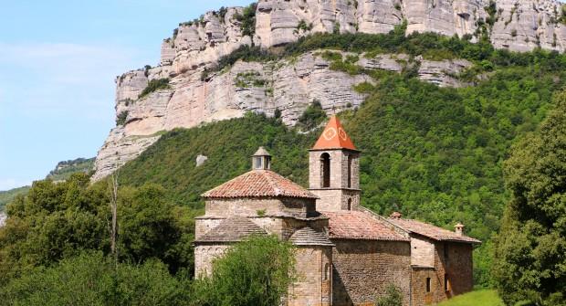 Randonnée en Catalogne, sur les pas de l'Évêque Oliba
