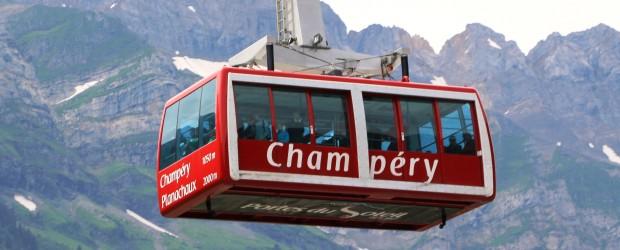CHAMPERY, camp de base idéal pour le Tour des Dents du Midi, mais pas que !