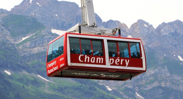 CHAMPERY, camp de base idéal pour le Tour des Dents du Midi