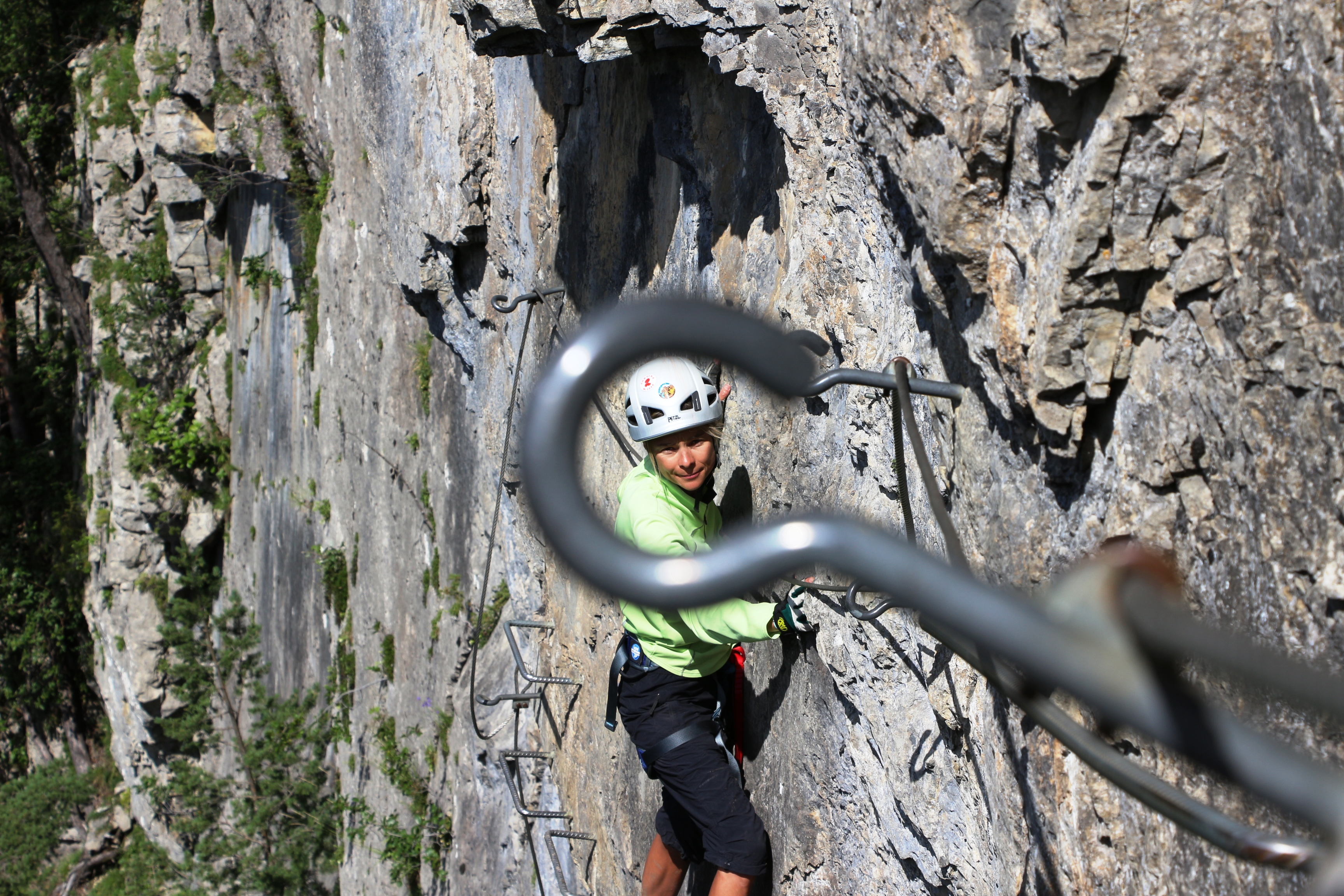 champery via ferrata suisse