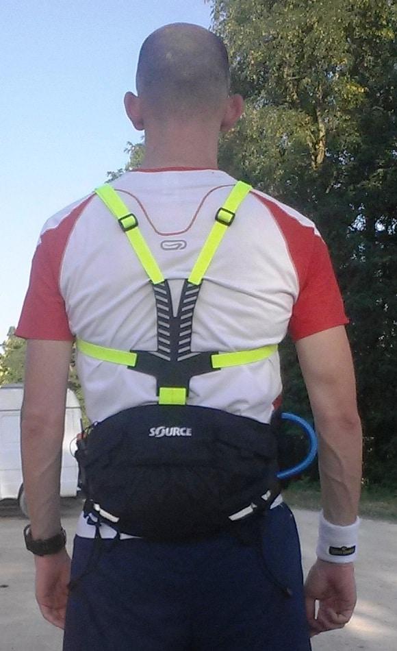 ceinture hydratation hipster test