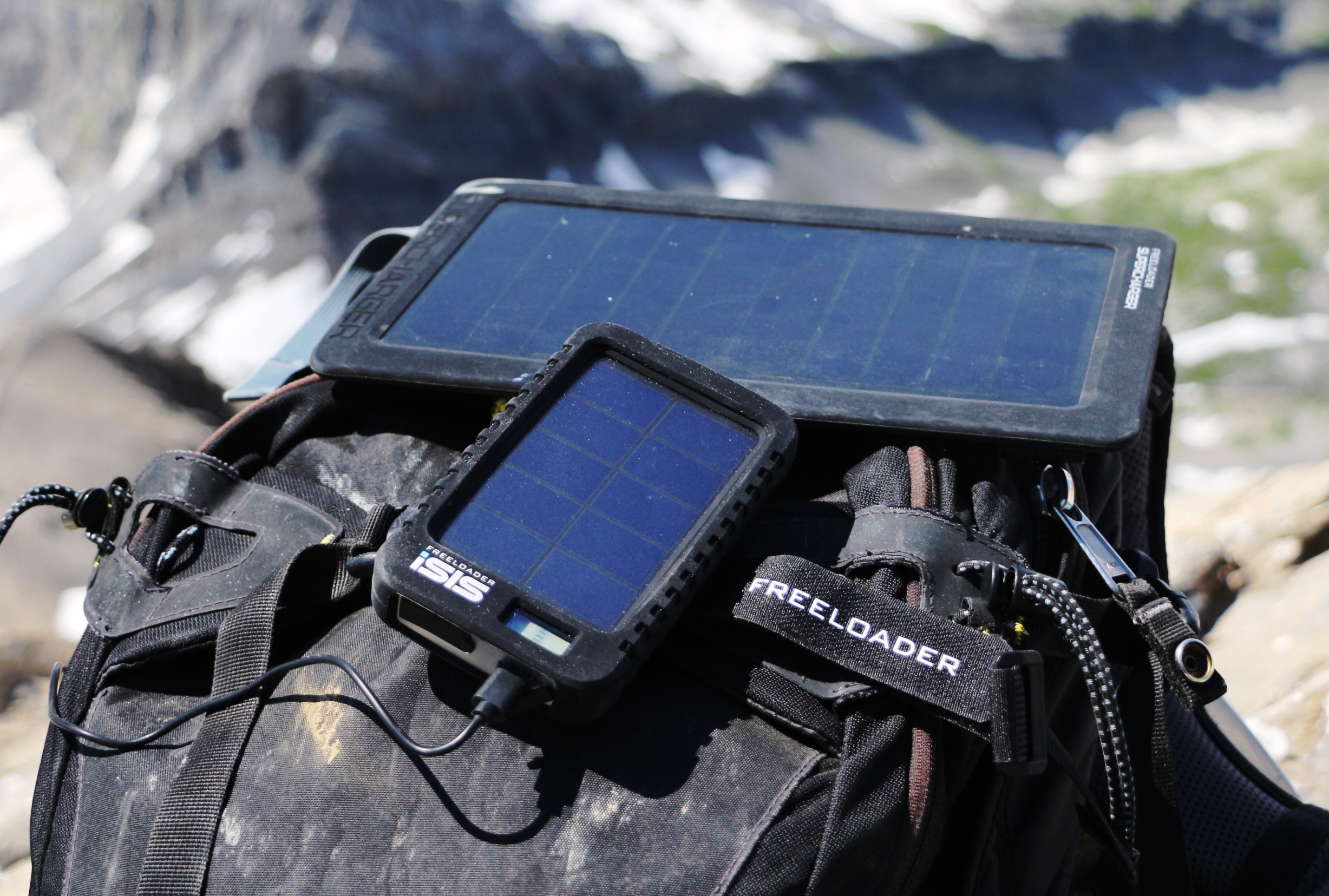 chargeur solaire globetrotter tdm