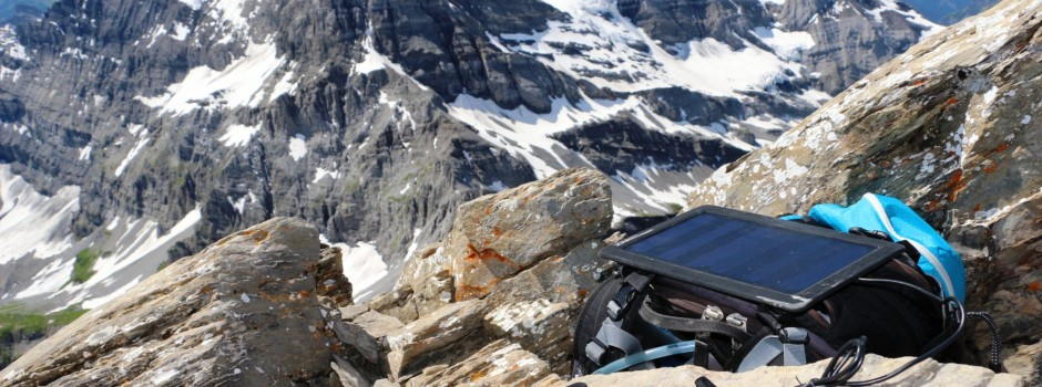 Test : Pack Chargeur solaire portable Globetrotter