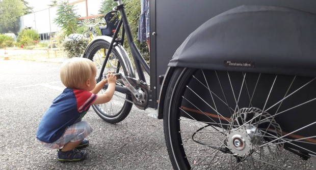 Défi Sans Ma Voiture : Vélos-cargos, siège-bébé ou remorque ?