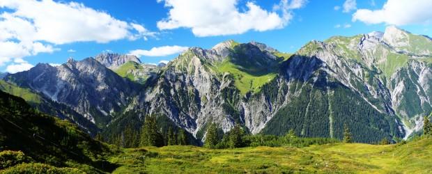 VORARLBERG, randonnées aux portes des Alpes et de l'Autriche