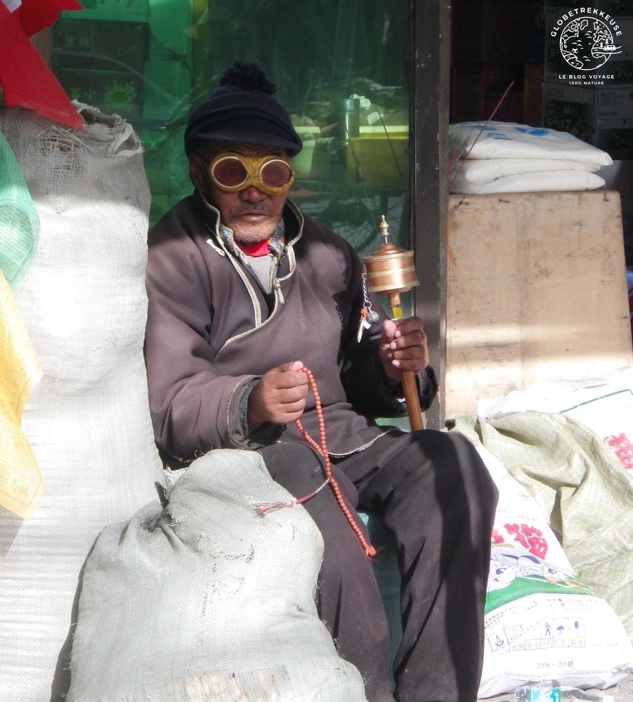 tibet chine priere inedit