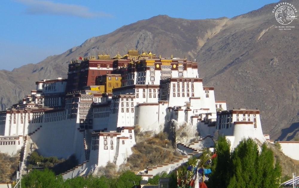 tibet lhassa potala