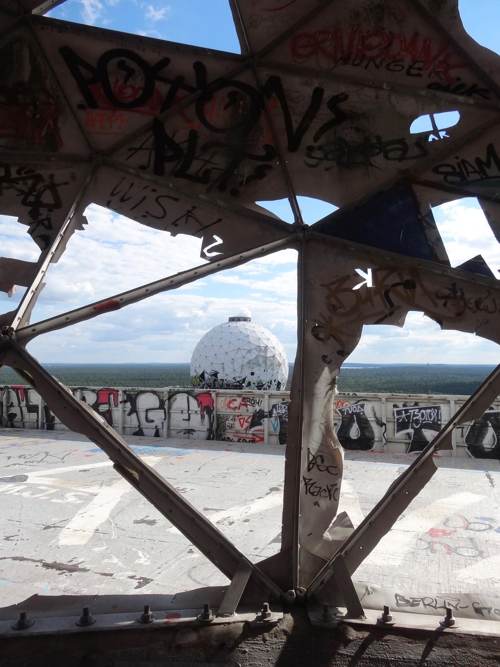 berlin insolite teufelsberg