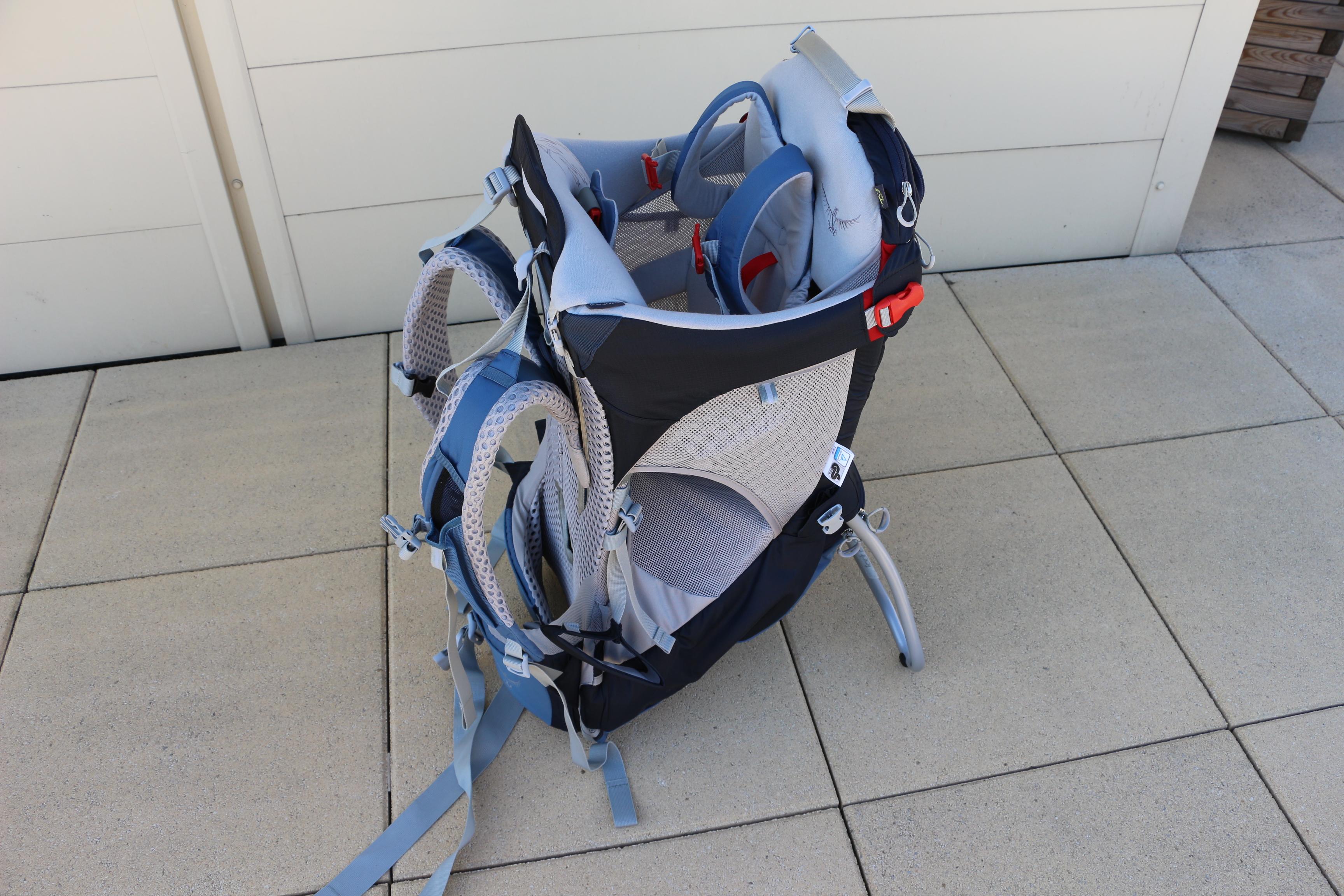 porte-bebe de randonnee osprey cote