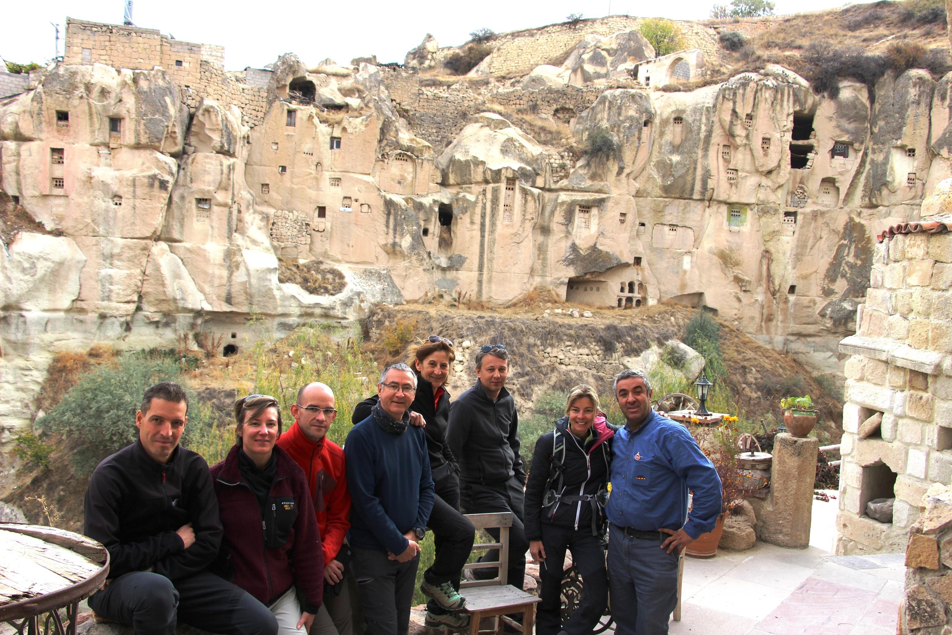 randonnee en cappadoce chez nazim