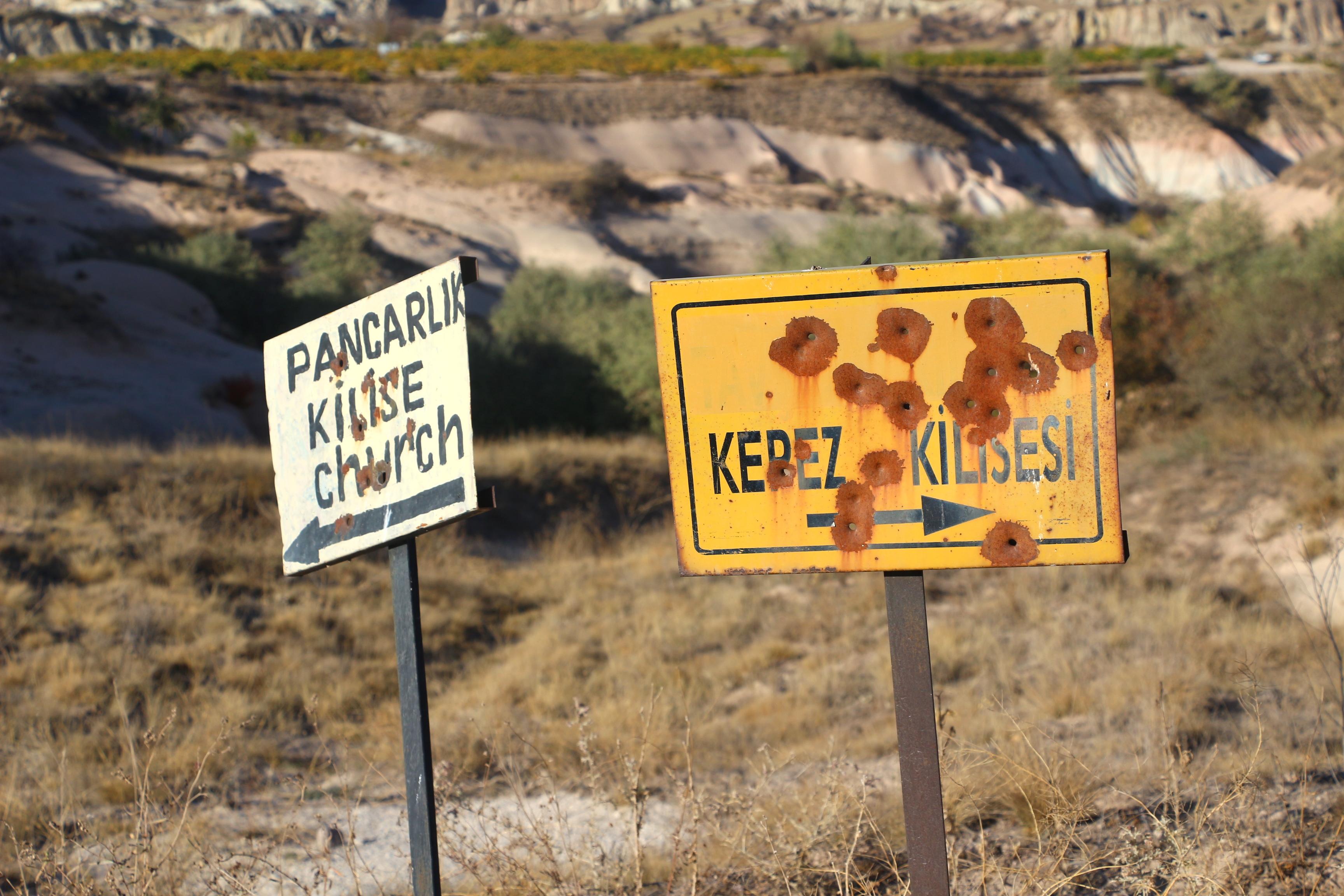 randonnee en cappadoce eglise pancarlik