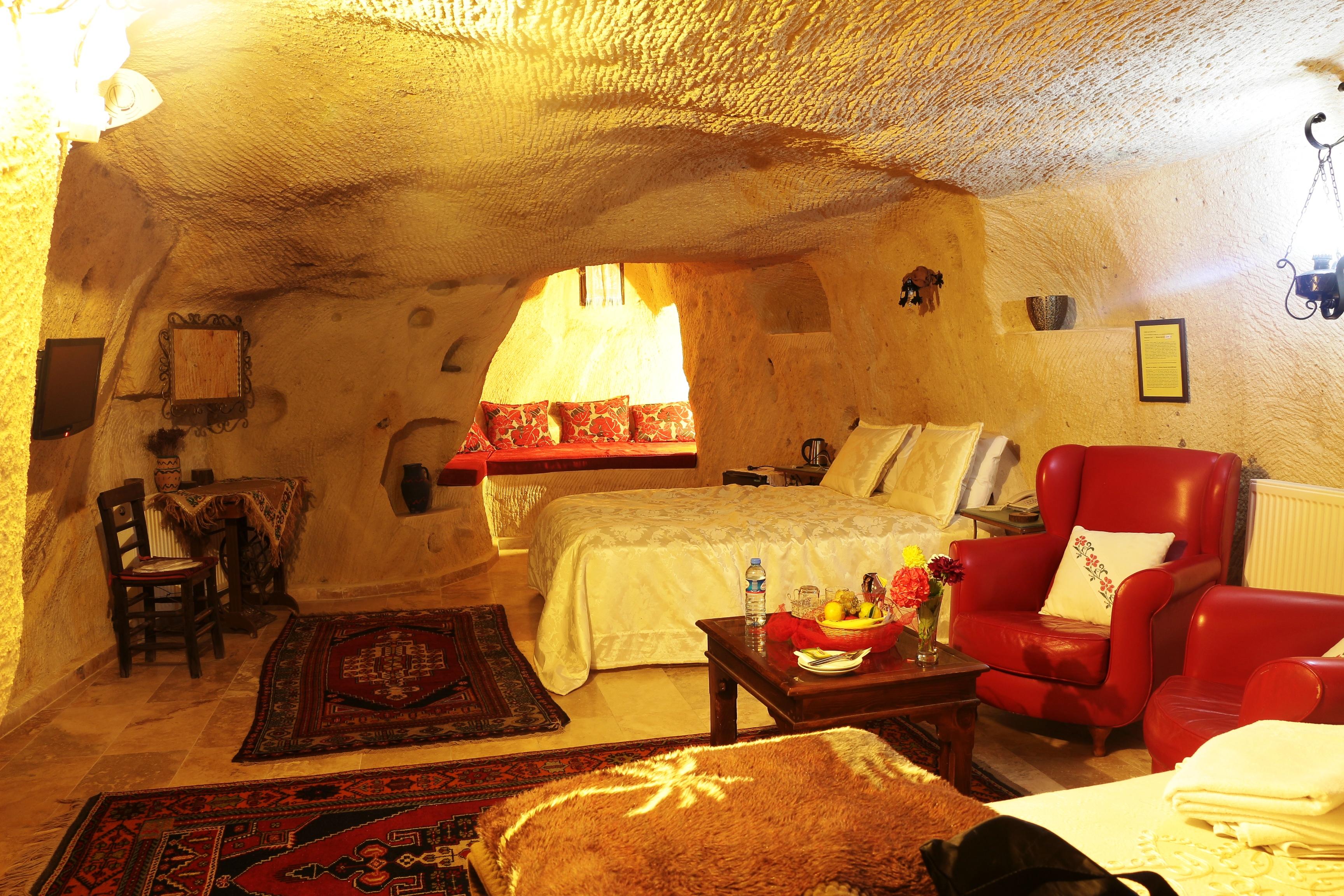 randonnee en cappadoce hotel jerveni