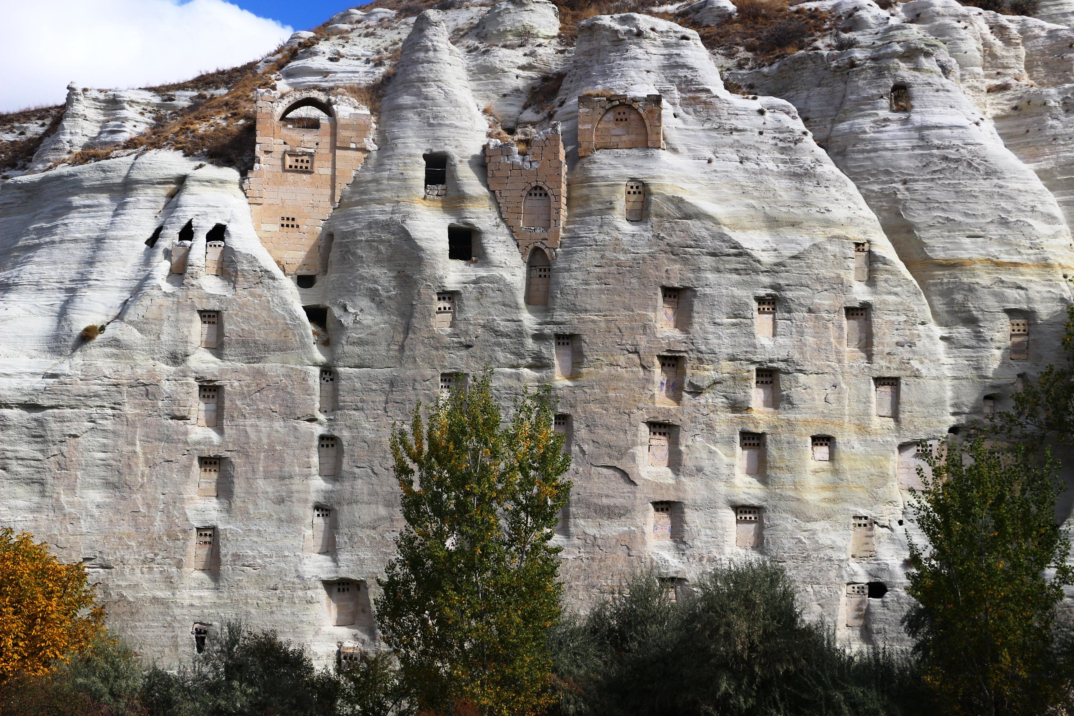 randonnee en cappadoce pigeonnier godema