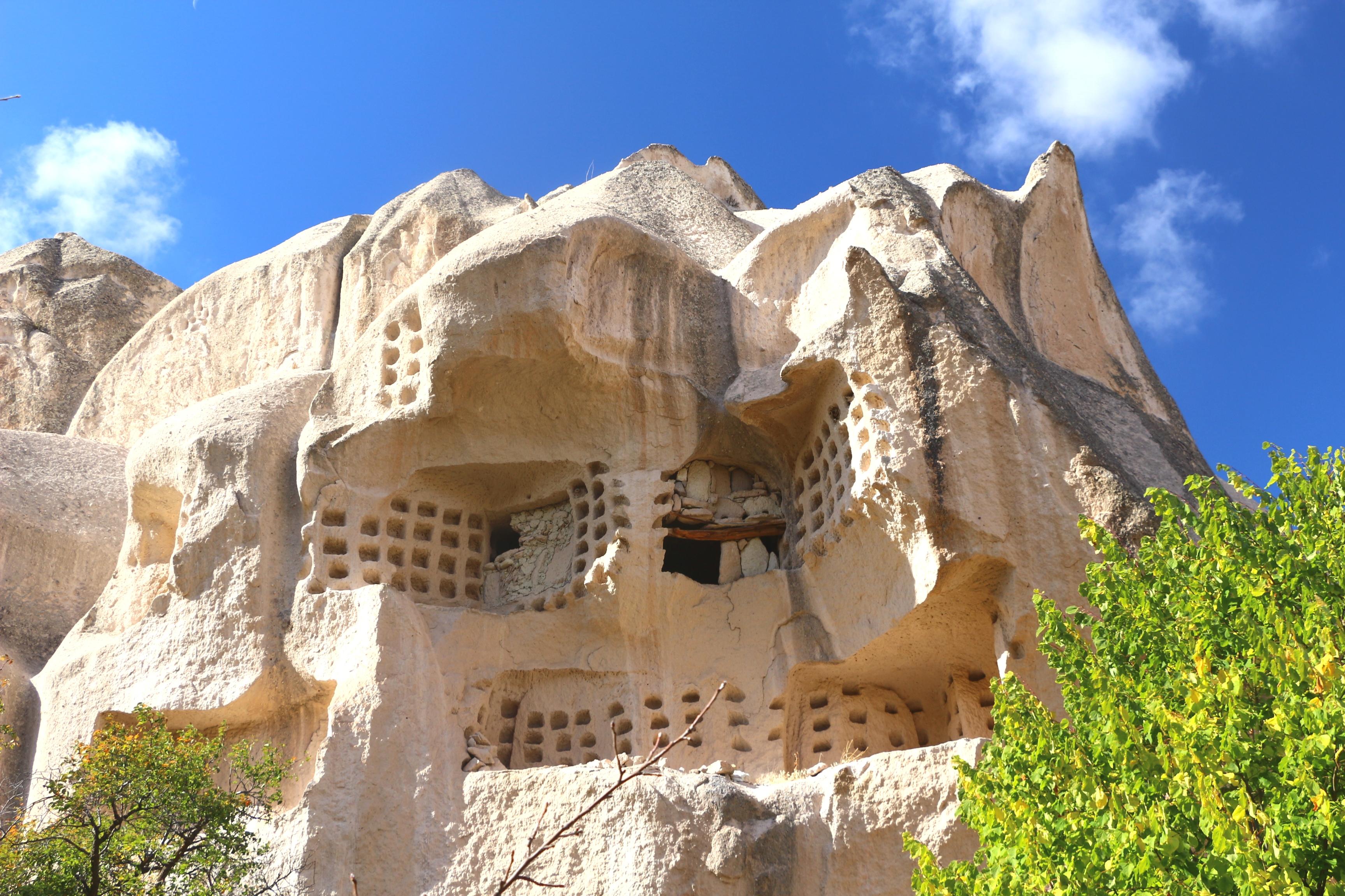 randonnee en cappadoce pigeonnier