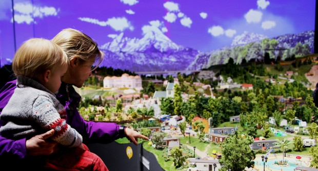 MINIWORLD Lyon, découverte du plus grand parc de miniatures en France !
