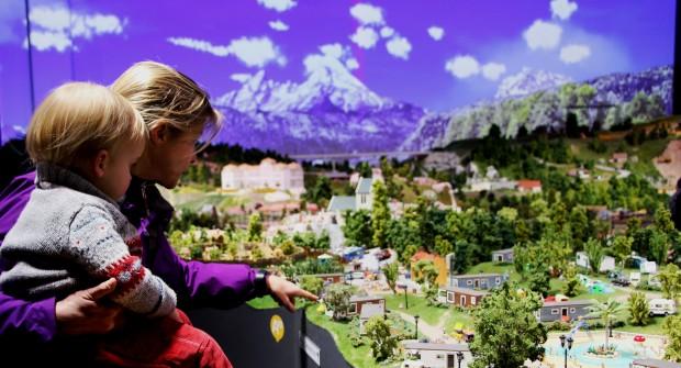 MINIWORLD Lyon, découverte du plus grand parc de miniatures en France !